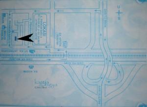 Peta Lokasi Karya Yogya