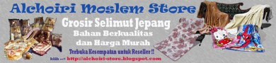 Website Pusat Grosir Selimut Jepang